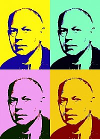 Charles Tanford Popart